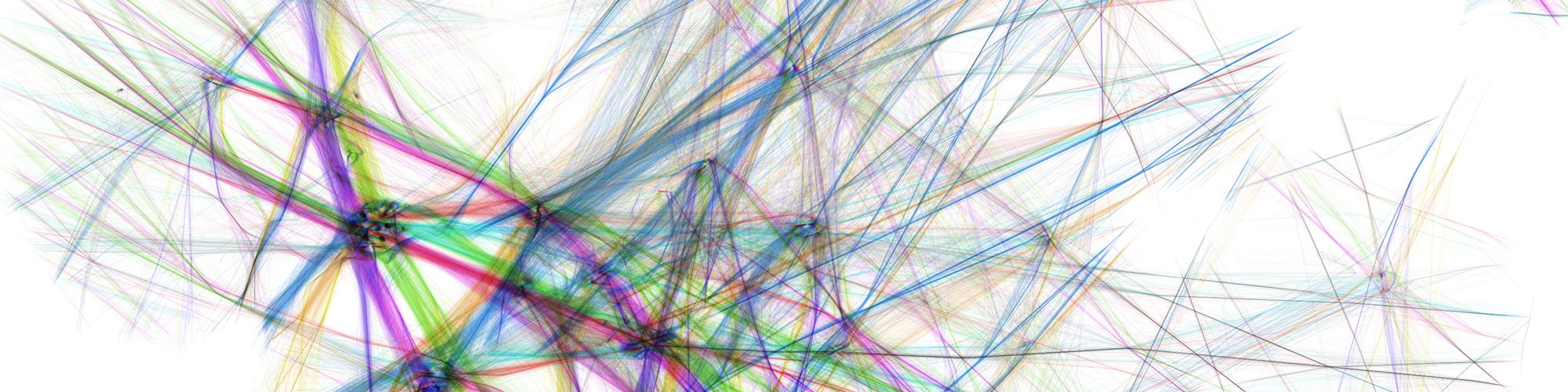 Flight traffic in Europe 14.3.-18.3.2011 by Juha Oksanen